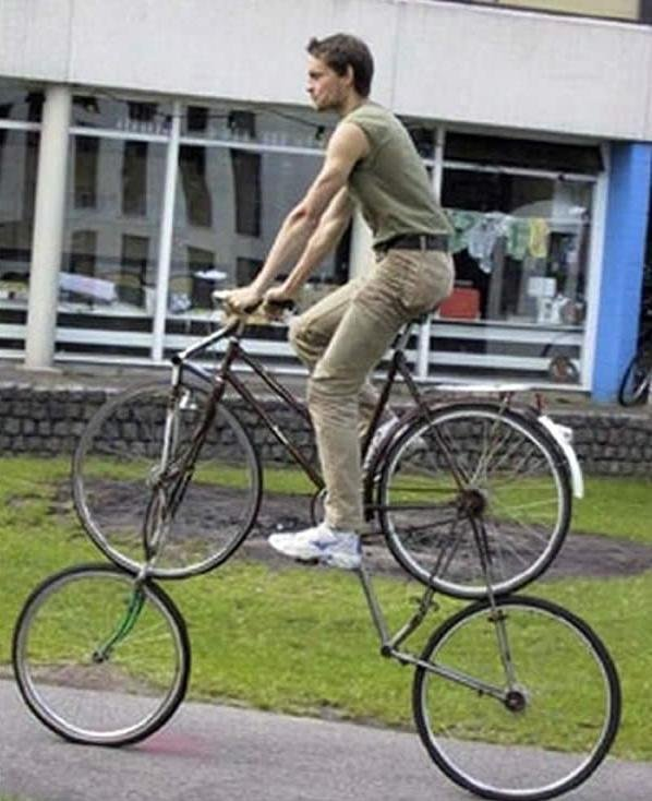 12 Cerita Lucu Banget Tentang Bersepeda Detiklife