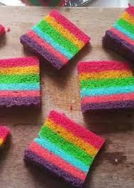 Cara Membuat Rainbow Cake | detikLife
