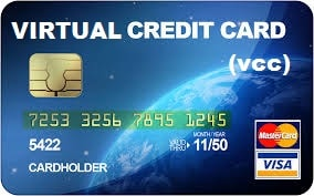 virtual credit card (vcc)
